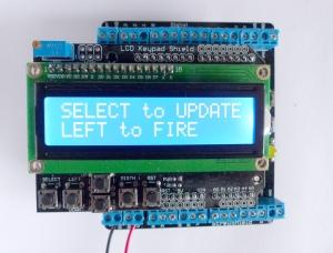 LCD Shield