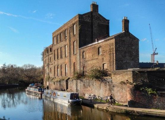 Regents Canal, Kings Cross