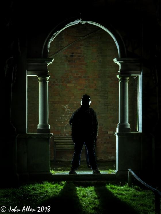 silhouette by john allen
