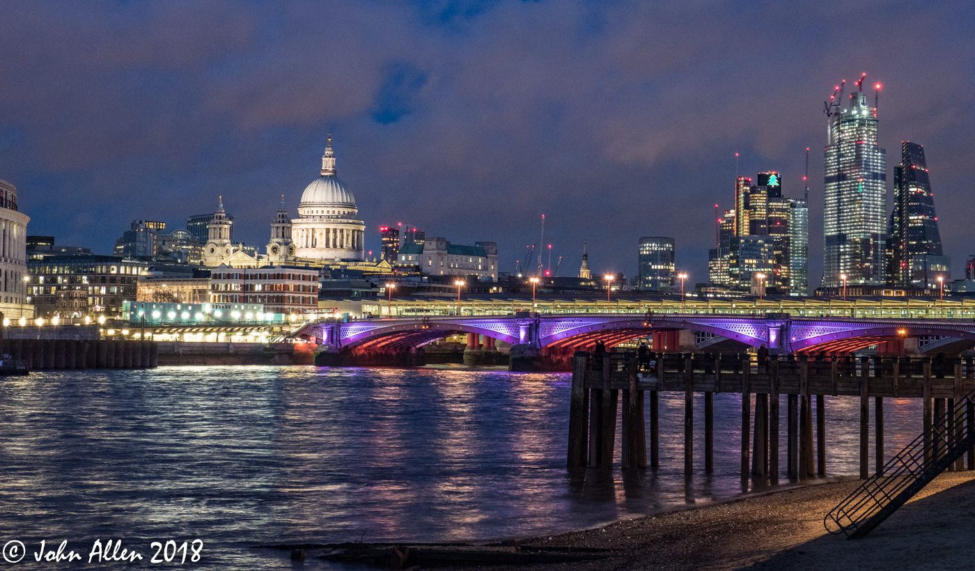 st pauls cathedral by john allen