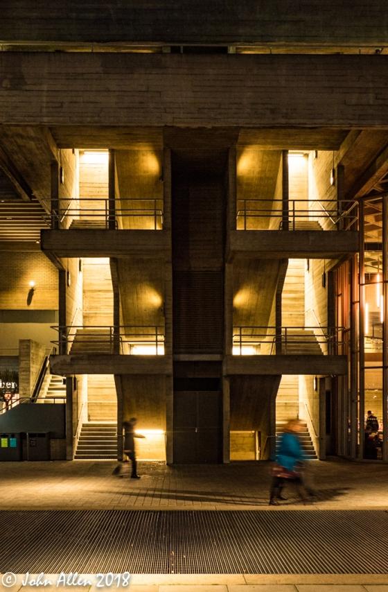stairwell by john allen