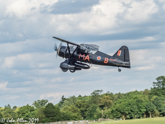 Shuttleworth Air Display-3