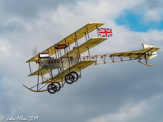 Shuttleworth Air Display-7